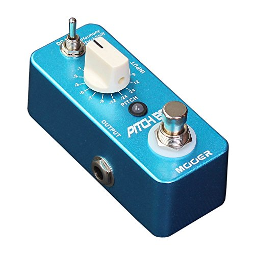 Mooer Pitchbox Pitch Shifter Harmonizer Pedal - Buy Online
