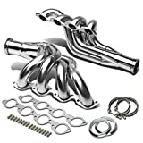 DNA Motoring HDS-BBC396-572 Stainless Steel Exhaust Header Manifold