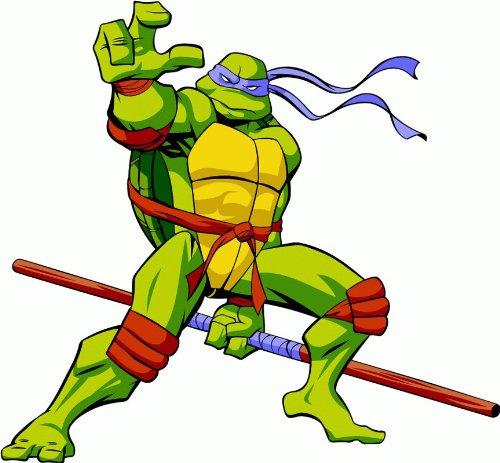 """valstick Teenage Mutant Ninja Turtles Cartoon Car Bumper Sticker Decal 5""""x 5"""""""