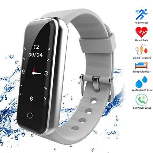 Fitness Tracker HR, Activity Smart Wristband Bracelet with P...