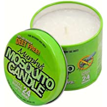 Murphy's Naturals Mosquito & Flying Insect Repellent Candle