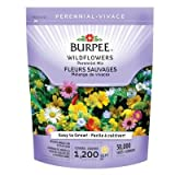 Burpee Wildflower Bag Perennial Mix
