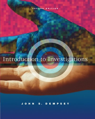 Introduction to Investigations