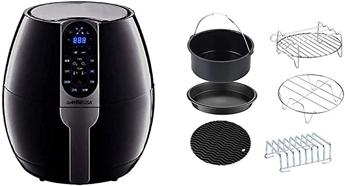 The Best Air Fryer 32 Qt Accessoriey Kit