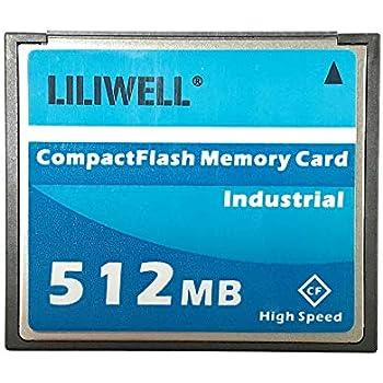 Amazon.com: SanDisk 512 MB CompactFlash Card, sdcfb-512-a10 ...