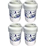 Refresh GE MWF SmartWater Compatible Water Filter for Refrigerator (4)