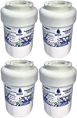 Refresh Replacement for GE Smatwater MWF GWF, MWFP, MWFA and Kenmore 46-9991, 469991, 9991 Refrigerator Water...
