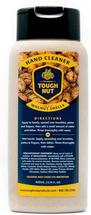 best Tough Nut hand wash for mechanics