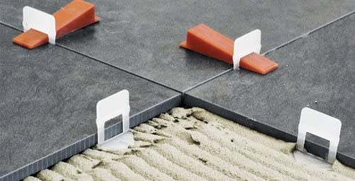 50stk Nivelliersystem Verlegehilfe Verlegesystem Fliesen Verlegen 1 Tool DE