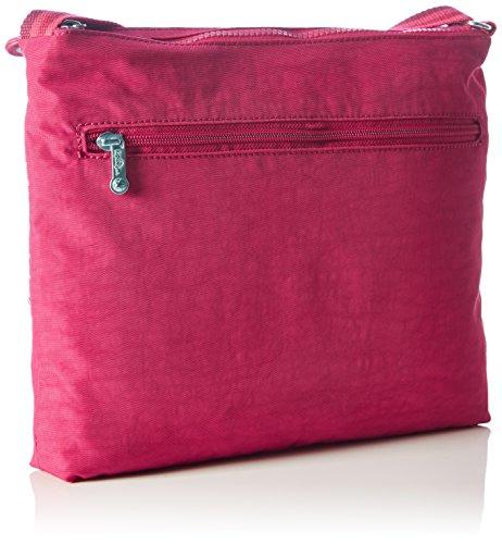 Borsa Donna A Tracolla cherry Rosa Alvar Kipling C Pink ZIS5xqW