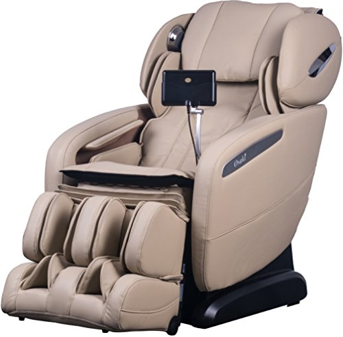 Sl Professional Stage - Osaki Pro Maxim D Massage Chair, Ivory, SL Track Roller Design, Computer Body Scan Technology, 2 Stage Zero GravityPosition, Touch ScreenController, BluetoothConnection for Speaker