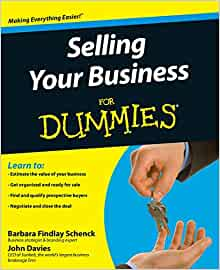 Selling Your Business For Dummies: Barbara Findlay Schenck