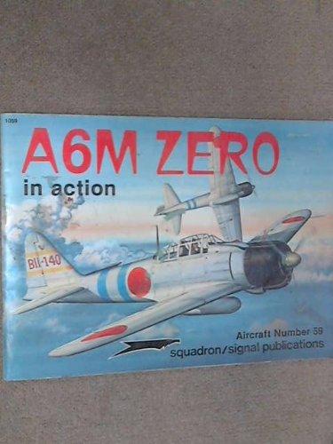 A6M Zero in Action - Aircraft No. 59
