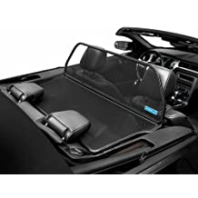 2005-2014 Mustang Convertible Love The Drive Wind Deflector Screen (For Vehicle Without Light/Style Bar) by Love The Drive