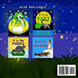 F is for FART: A rhyming ABC children's book