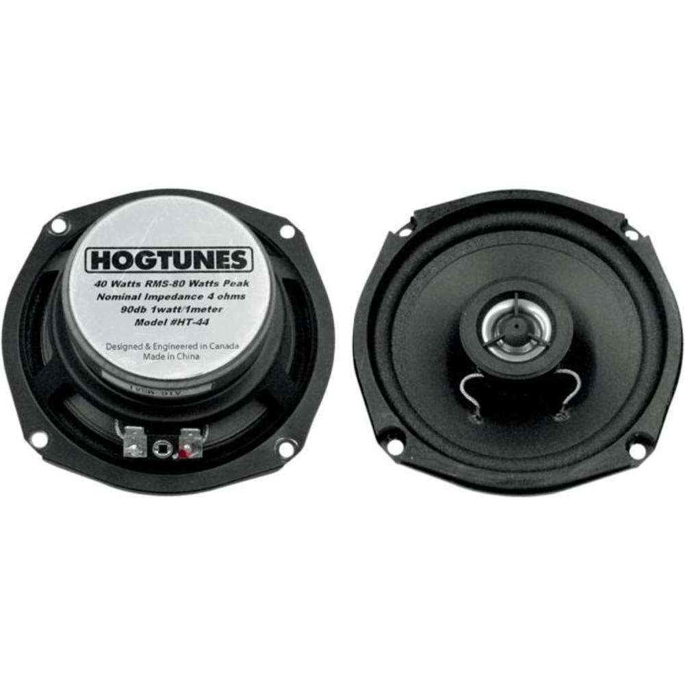 Hogtunes HT-44 Replacement Speaker (for 1985-1996 Harley-Davidson Touring Models with Radio) 4405-0263