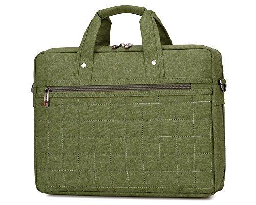 Universal Laptop Funda Sleeve Accesorio Bolsa Para Apple Macbook Chromebook Verde