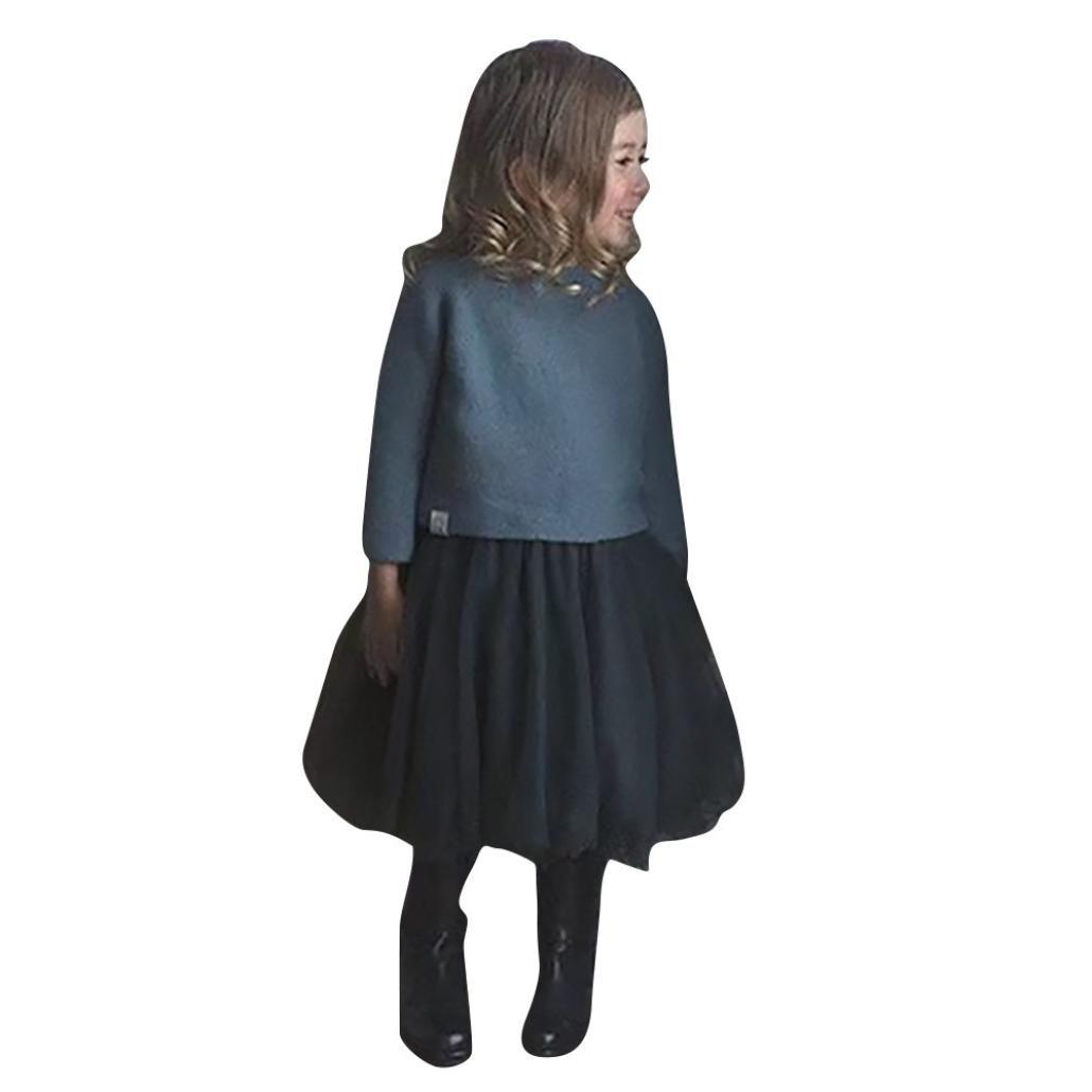 Child Girls Dual Dress Suspender Backless Princess Dress Net Yarn Skirt Willsa Baby Clothing