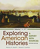 img - for Exploring American Histories, Volume 1 2e & LaunchPad For Exploring American Histories, 2e (6 Month Access) book / textbook / text book