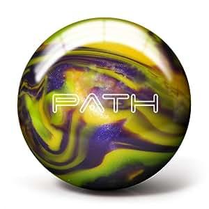Pyramid Path Bowling Ball (Acid Lime/Melon/Purple, 6LB)