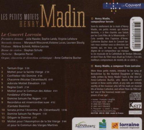 Henry MADIN (1698 - 1748) 51j24ANEKGL