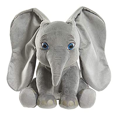 Dumbo Live Action Flapping Ear Feature Plush: Toys & Games