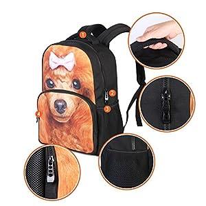 Creativebags School bag Bookbag Satchel Laptop Back pack for College Adults Children
