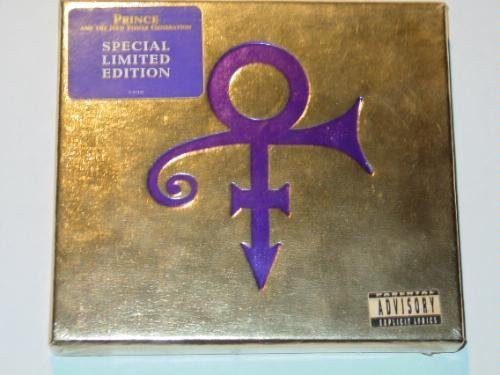 Prince and the New Power Generation [Gold Cover Limited Edition] The Symbol Album O-|->