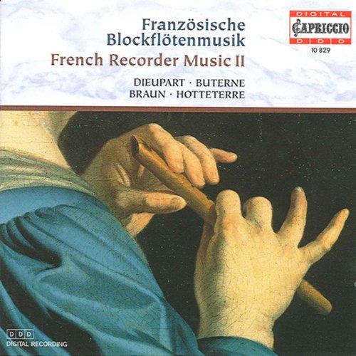 Schneider, Michael: French Recorder Music, Vol. -