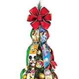 Bradford Exchange Disney Wondrous Pre-Lit Pull-Up Christmas Tree