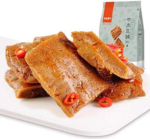 良品铺子 牛肉味豆脯 辣条 Daben® 中国名物 おつまみ 大人気 香辣味 100g