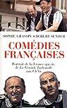 Comédies françaises, de la grande vadrouille bienvenue chez les ch'tis portrait France qui rit par Grassin