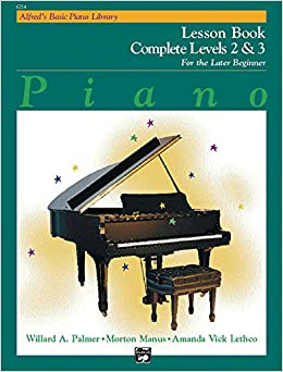 Alfred's Basic Piano Library: Piano Lesson Book, Complete