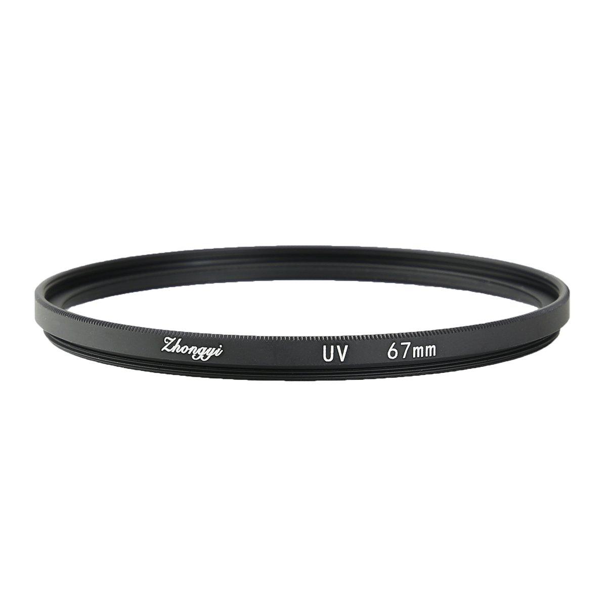【日本国内正規品】中一光学│ZHONG YI OPTICS UV レンズ保護フィルター 67mm   B00XRH05B2