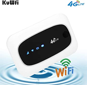 Wifi Router 4G Sim Slot Wireless Dongle Hotspot Outdoor Car Mobile Universal Mini Travel Pocket Portable Battery Rechargeable Modem High Speed