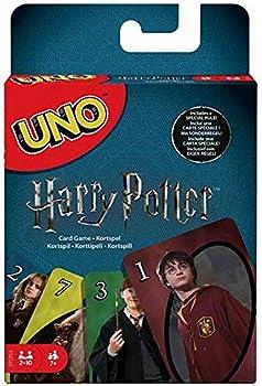 Mattel UNO: Harry Potter Card Game