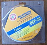 Eureka Hepa Filter DCF-20 Fits Model Series Eureka* 3040 Series Upright Models Odor Eliminating Vacuum Filter Arm & Hammer