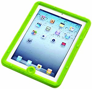 Lifedge Waterproof Case iPad 2/3 Green WP-IPD32GN