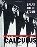 img - for By Satunino L. Salas - Calculus: One and Several Variables: 9th (nineth) Edition book / textbook / text book