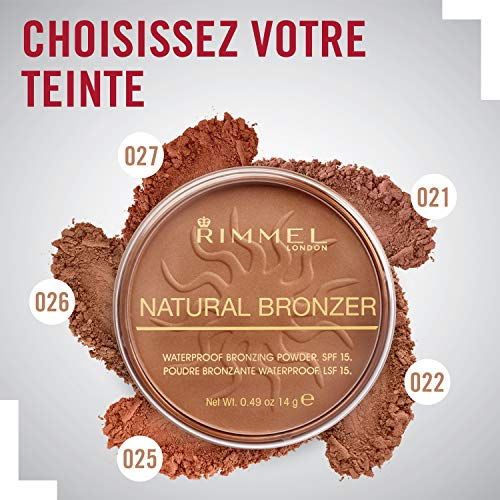 Rimmel Natural Bronzer, Sun Bronze