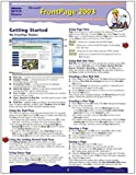 Microsoft FrontPage 2003 Quick Source Guide, Quick Source, 1932104186