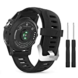 Product review for Replacement Band for Garmin Fenix 3/Garmin Fenix 3 HR/Garmin Fenix 5X Fitness Smartwatch Accessories Watch Strap Band