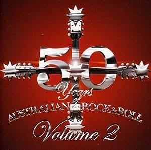 50 Years of Australian Rock & Roll 2