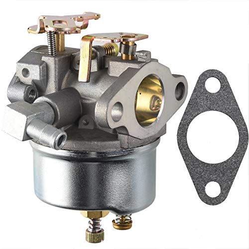 - RUHUO Carburetor for Tecumseh 632113A 632113 fits HS40 HSSK40 Snowblower Engine Carb