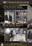 Delavine Affair (1955)/End of the Line (1957) [DVD] [Import]