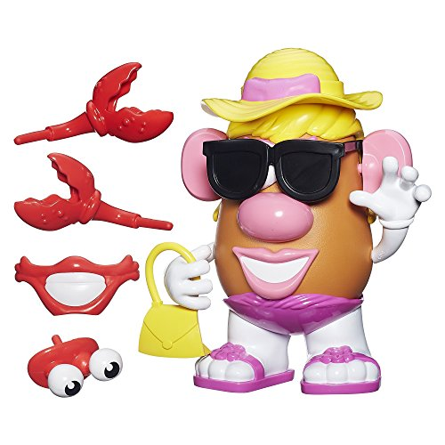 Playskool Mrs. Potato Head Beach Spudette ()