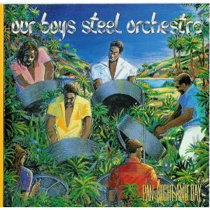 Our Boys Steel Orchestra Pan Night & Day