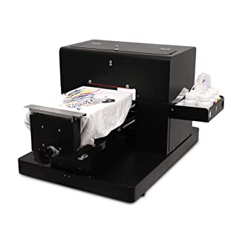 A4 Dtg T Shirt Printing Machine Dark Light Tshirt Printer 110v Or 220v Amazon Com Industrial Scientific
