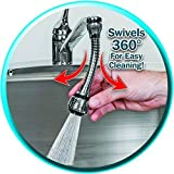 Faucet Sprayer Maserfaliw Flexible 360 Degrees