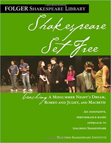 b194ca99f Shakespeare Set Free: Teaching a Midsummer Night's Dream, Romeo and Juliet,  and Macbeth by Peggy O'Brien (Editor), Jeanne Addison Roberts (Editor), ...